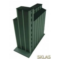 N - silo de cereales época IV
