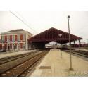 H0 - estación de Medina del Campo