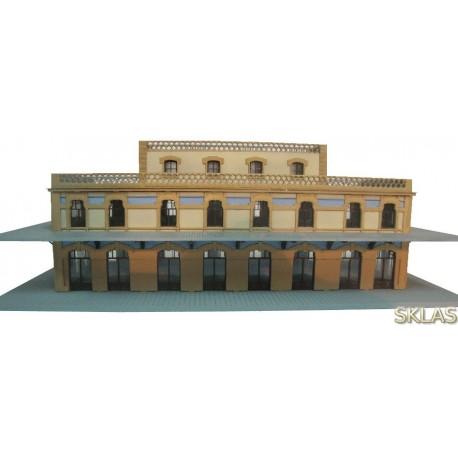 H0 - estación de Murcia Zaraiche